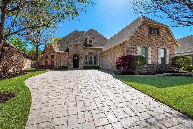 417 Waterford Lane, Colleyville, TX 76034 - #: 14550892