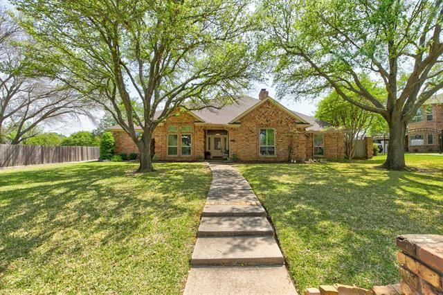 3404 Rainer Drive, Dalworthington Gardens, TX 76016 - #: 14555892