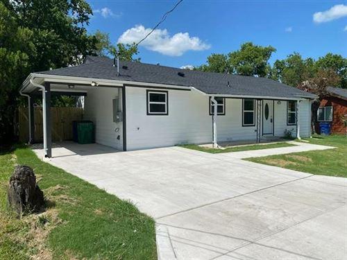 Photo of 3004 Park Street, Greenville, TX 75401 (MLS # 14596893)