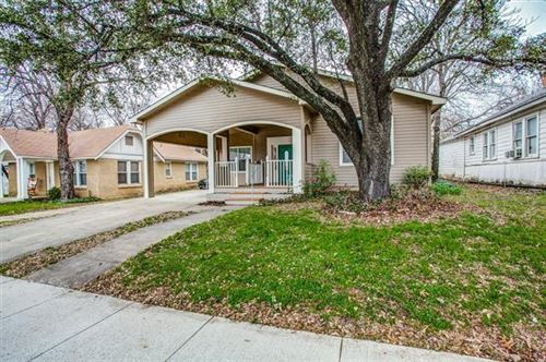 Photo of 2921 8th Avenue, Fort Worth, TX 76110 (MLS # 14284895)