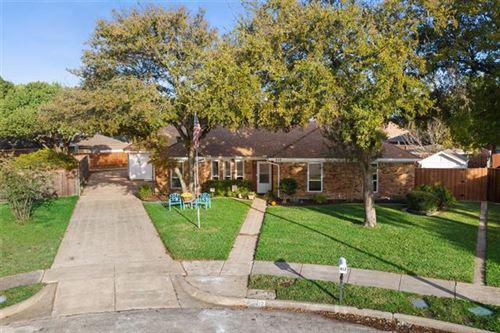 Photo of 412 Kingsbridge Circle, Garland, TX 75040 (MLS # 14459895)