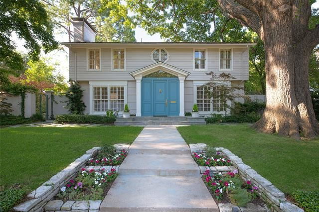 Photo for 4675 Beverly Drive, Highland Park, TX 75209 (MLS # 14363896)