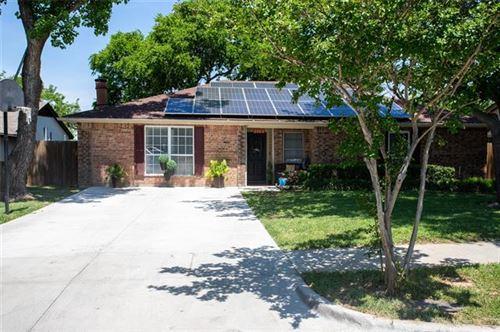 Photo of 2805 Spiceberry Lane, Mesquite, TX 75149 (MLS # 14476898)