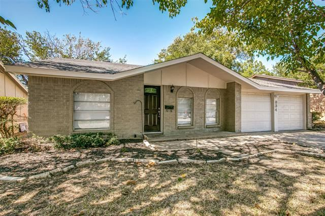 834 Rainbow Trail, Grapevine, TX 76051 - #: 14192898