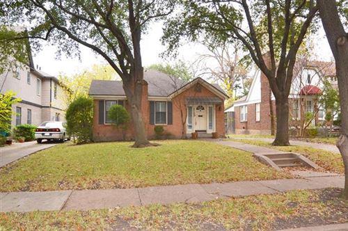 Photo of 5123 Vanderbilt Avenue, Dallas, TX 75206 (MLS # 14474900)