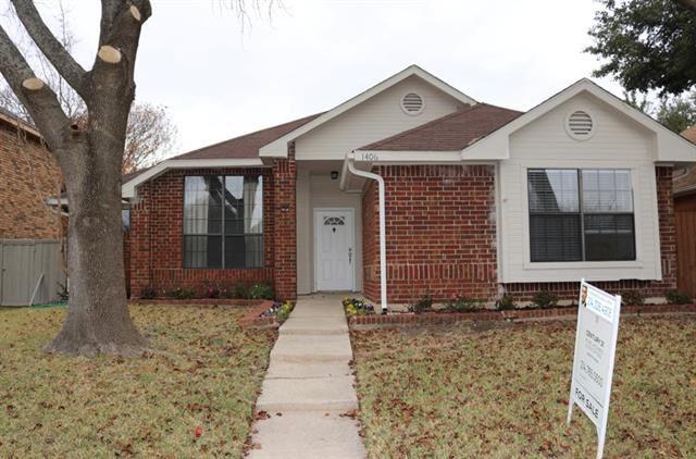 1406 Spring Street, Allen, TX 75002 - #: 14486902