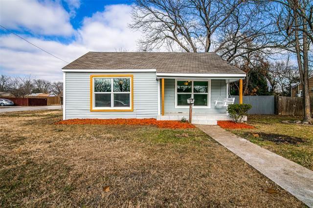 209 W Avenue F, Garland, TX 75040 - #: 14487903