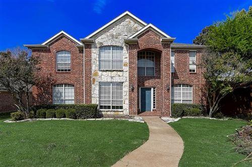 Photo of 1329 Cassandra Lane, Allen, TX 75002 (MLS # 14691905)