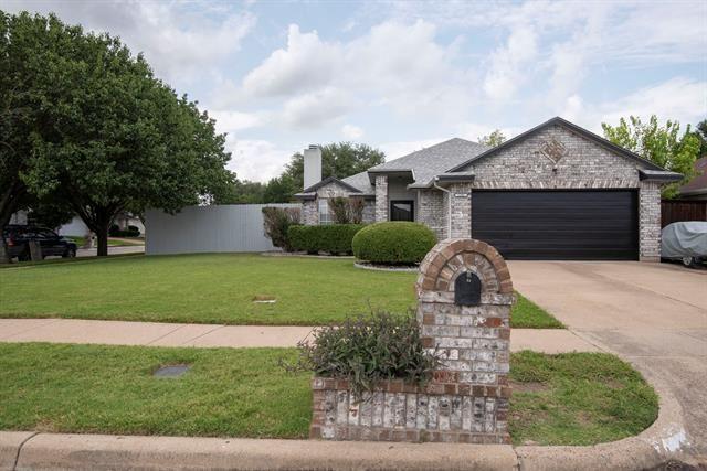1201 Brookvalley Drive, Arlington, TX 76018 - #: 14591905