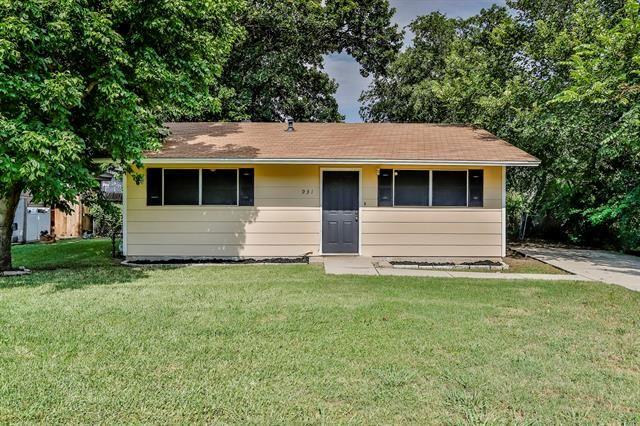 931 Mccully Street, White Settlement, TX 76108 - #: 14619908