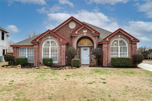 Photo of 1500 Hampton Drive, Mansfield, TX 76063 (MLS # 14523911)