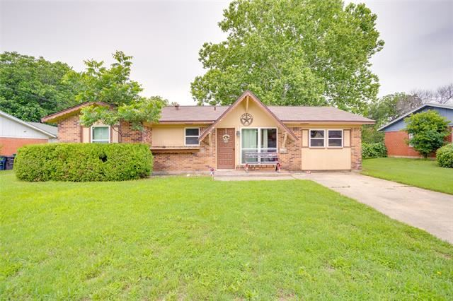 6313 Basswood Drive, Fort Worth, TX 76135 - #: 14592911
