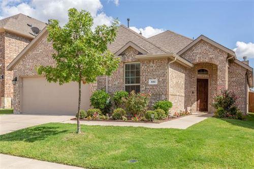 Photo of 551 Bassett Hall Road, Fate, TX 75189 (MLS # 14307912)