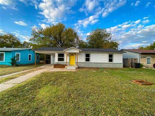 Photo of 4245 Asbury Avenue, Fort Worth, TX 76119 (MLS # 14455913)