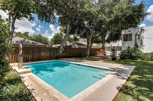 Tiny photo for 4593 Belfort Avenue, Highland Park, TX 75205 (MLS # 14628913)