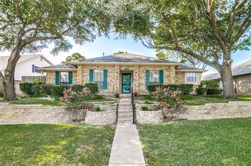 Photo of 822 Placid Drive, Mesquite, TX 75150 (MLS # 14443914)
