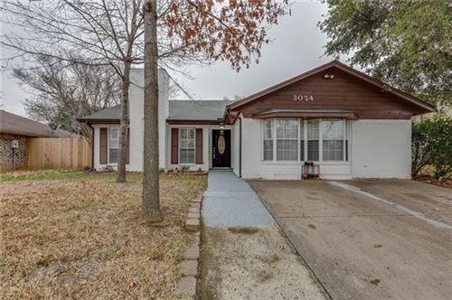 Photo of 3024 Richwood Circle, Bedford, TX 76021 (MLS # 14283916)