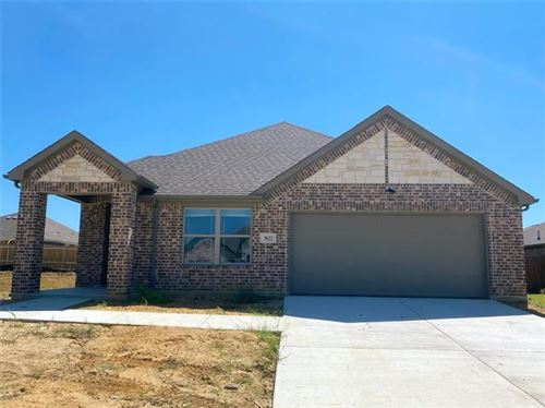 Photo of 3022 Cliffview Drive, Sanger, TX 76266 (MLS # 14582918)