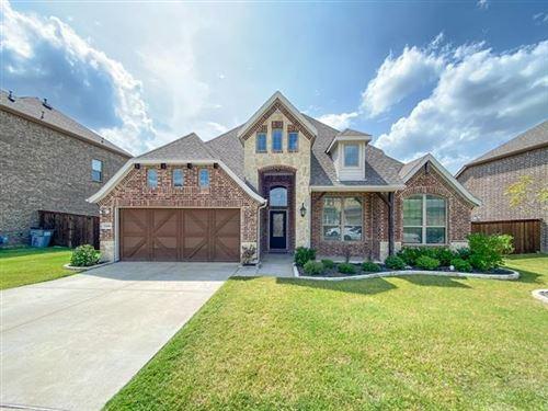 Photo of 1606 Veneto Drive, McLendon Chisholm, TX 75032 (MLS # 14430919)