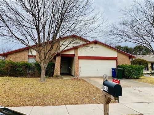 Photo of 2436 Via Bonita, Carrollton, TX 75006 (MLS # 14501923)