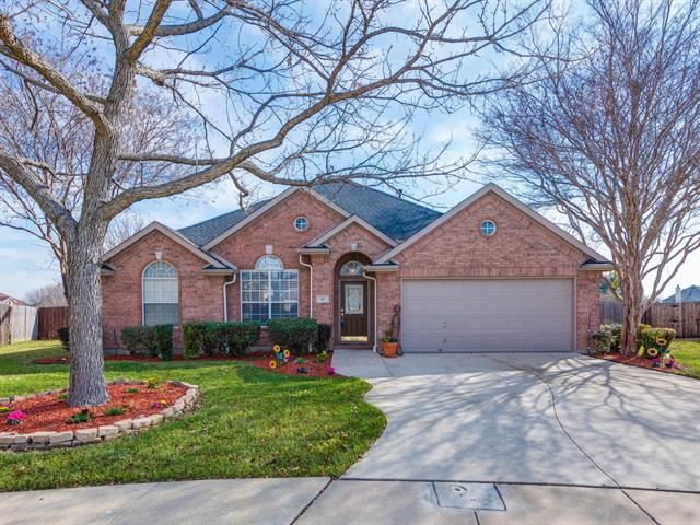 11 Mary Lou Court, Mansfield, TX 76063 - #: 14497923