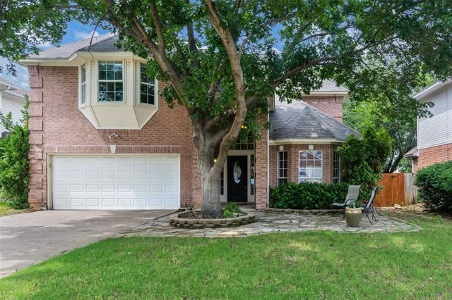1806 Hunters Ridge Drive, Grapevine, TX 76051 - #: 14581924