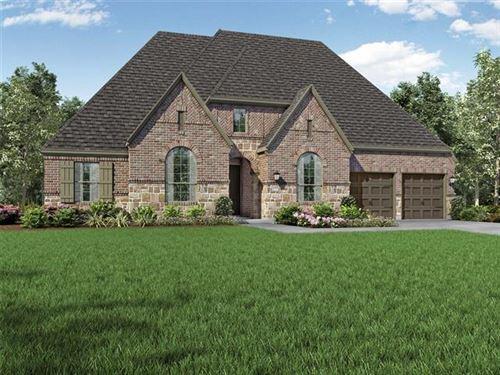 Photo of 1512 Corrara Drive, McLendon Chisholm, TX 75032 (MLS # 14411925)