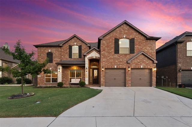 9676 Salvia Drive, Fort Worth, TX 76177 - #: 14646926