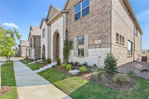 Photo of 1263 Casselberry Drive, Flower Mound, TX 75028 (MLS # 14458927)