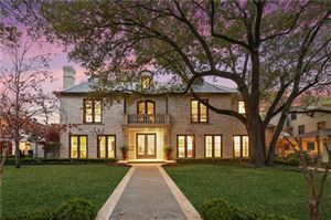 Photo of 4433 Rheims Place, Highland Park, TX 75205 (MLS # 14191928)