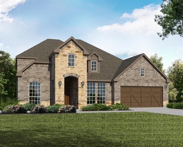 9821 Wexley Way, Fort Worth, TX 76131 - #: 14433928