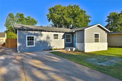 Photo of 409 Fannin Street, Abilene, TX 79603 (MLS # 14441931)