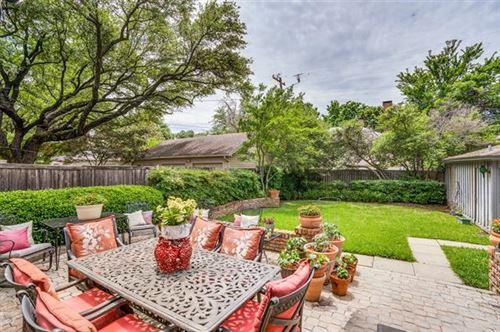 Tiny photo for 4595 Rheims Place, Highland Park, TX 75205 (MLS # 14348935)