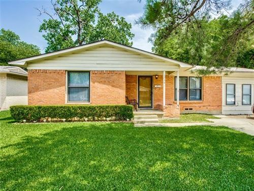 Photo of 1738 Belmont Street, Mesquite, TX 75149 (MLS # 14378936)