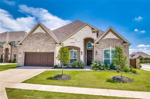 Photo of 4312 Mineral Creek Trail, Celina, TX 75078 (MLS # 14397936)