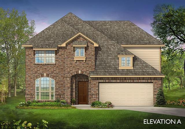 7417 Windy Meadow Drive, Little Elm, TX 76227 - #: 14451937