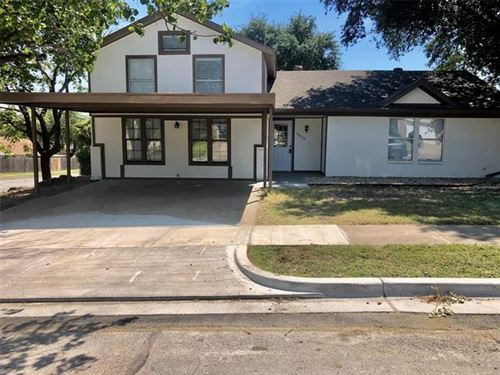Photo of 6632 Hughes Drive, Watauga, TX 76148 (MLS # 14408939)