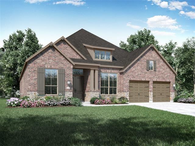 1601 Deerwood Lane, Prosper, TX 75078 - #: 14373939