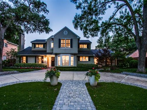 Photo of 4665 Beverly Drive, Highland Park, TX 75209 (MLS # 14388940)