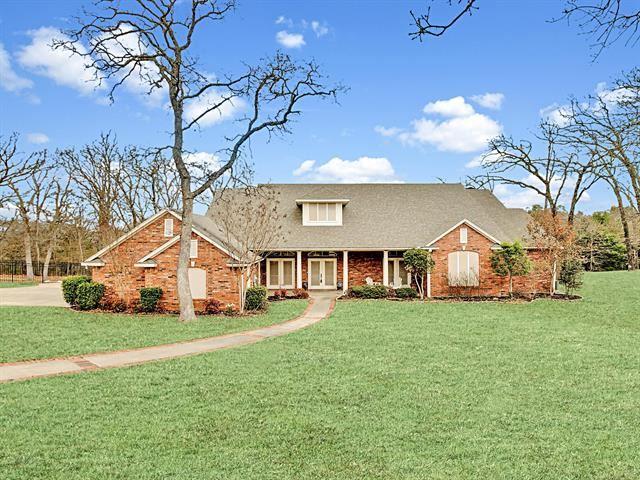 22 Whispering Oaks Drive, Denison, TX 75020 - #: 14521941