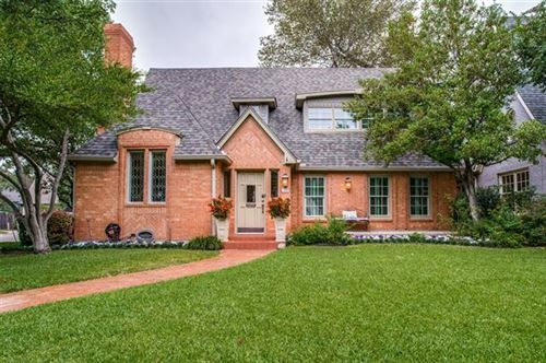 Photo of 3340 Purdue Avenue, University Park, TX 75225 (MLS # 14435942)