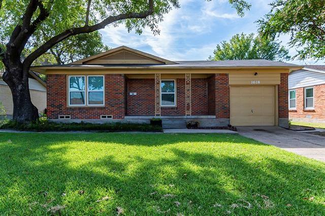 1618 Ridgeview Street, Mesquite, TX 75149 - #: 14678942