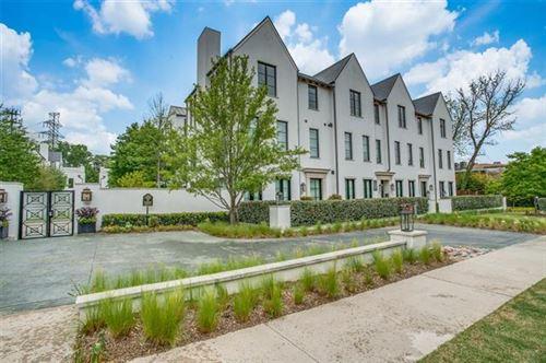 Photo of 4502 Abbott Avenue #314, Highland Park, TX 75205 (MLS # 14332945)