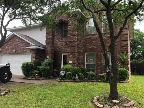 Photo of 814 Oak Hollow Lane, Rockwall, TX 75087 (MLS # 14355945)