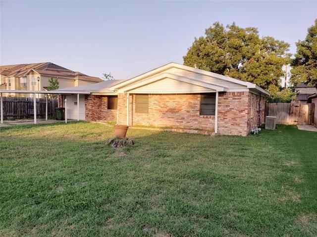 1248 Valentine Street, Hurst, TX 76053 - #: 14441945