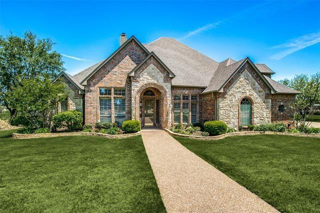 1008 Chalk Hill Lane, Haslet, TX 76052 - #: 14564946