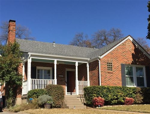 Photo of 4128 Birchman Avenue, Fort Worth, TX 76107 (MLS # 14503947)