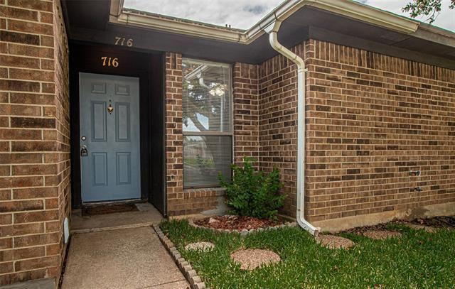 716 Cory Street, Grapevine, TX 76051 - #: 14586949