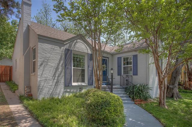 2617 Forest Park Boulevard, Fort Worth, TX 76110 - #: 14548950