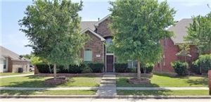 Photo of 1706 Mineral Springs Drive, Allen, TX 75002 (MLS # 13816951)